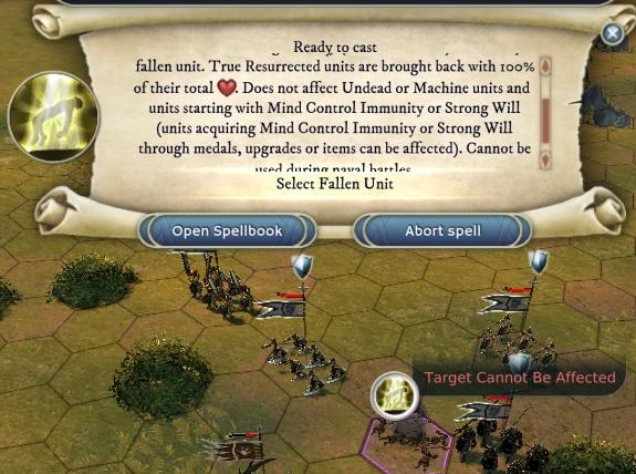Age of Wonders 3 - The Battlefield League -Message de la Ligue